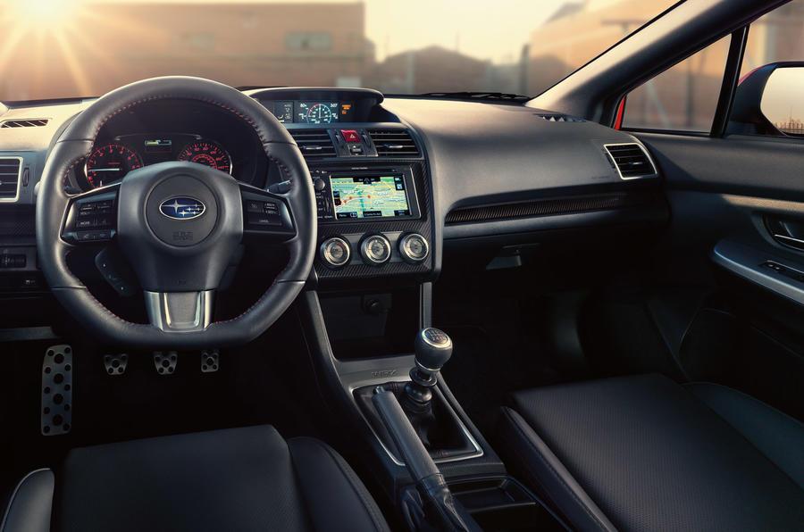 LA motor show 2013: Subaru WRX