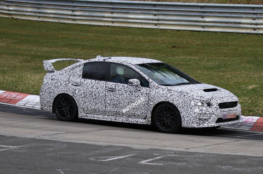 No new Subaru WRX for UK