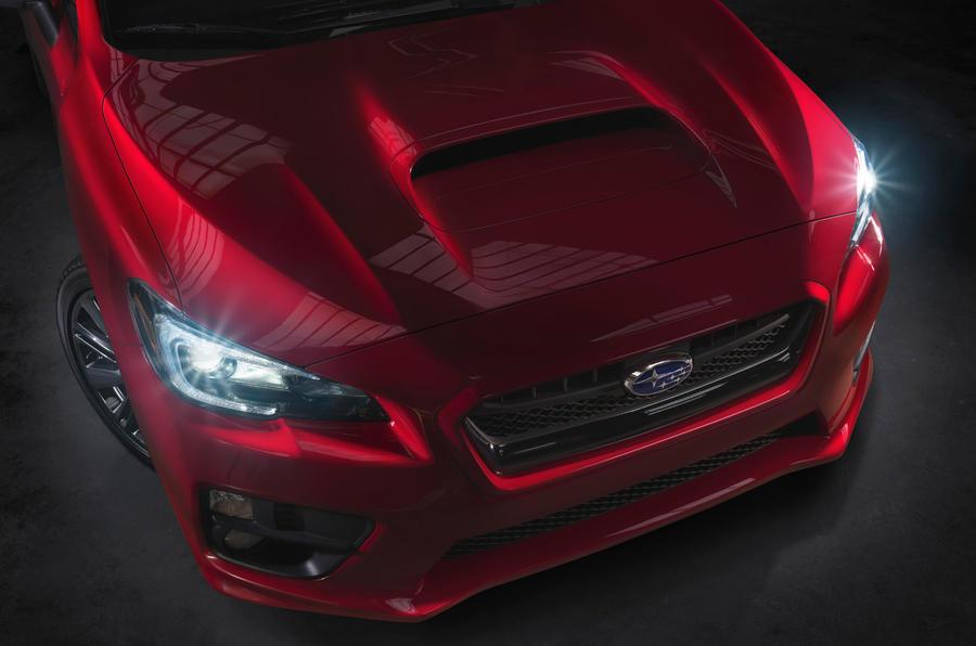 LA motor show 2013: Subaru WRX previewed