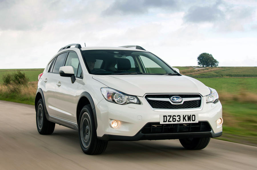 Subaru trims XV SUV line-up