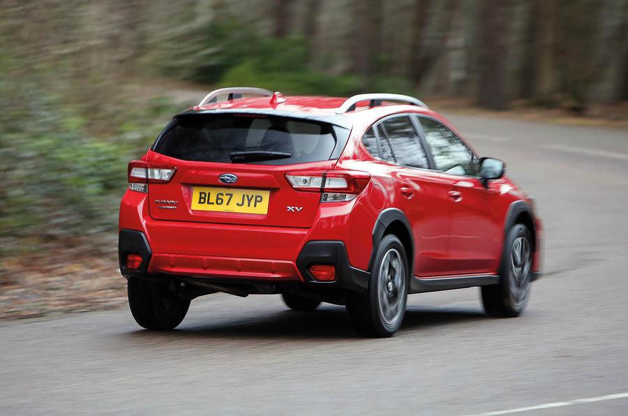 Subaru XV 2.0i Lineartronic SE Premium