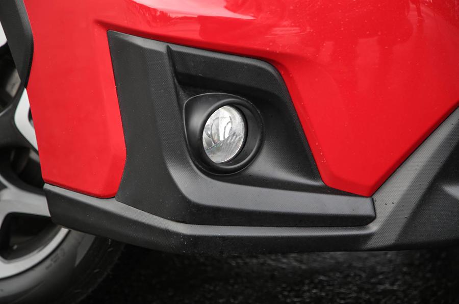 Subaru XV 2.0i Lineartronic SE Premium front foglights