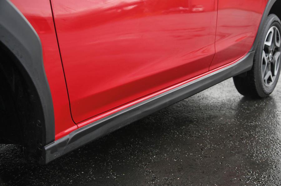 Subaru XV 2.0i Lineartronic SE Premium side sills