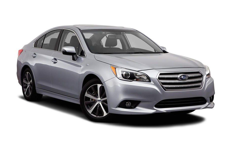 New 2014 Subaru Legacy revealed in full