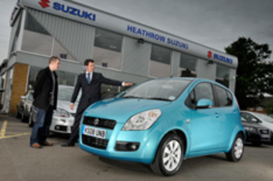 UK car sales rise