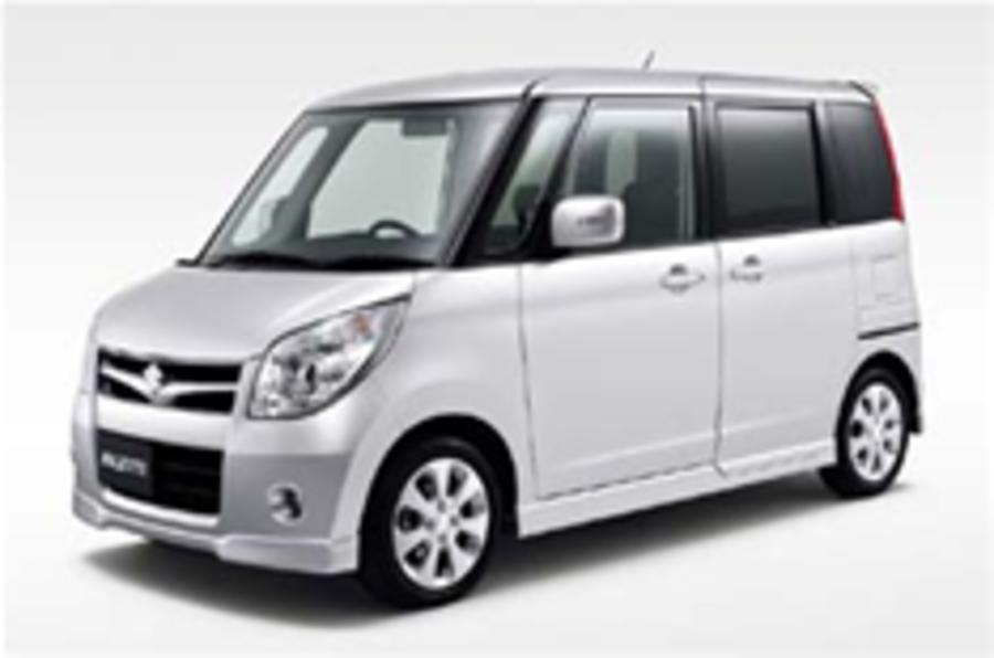 Suzuki's upmarket Wagon R