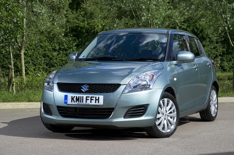 Suzuki Swift gets diesel
