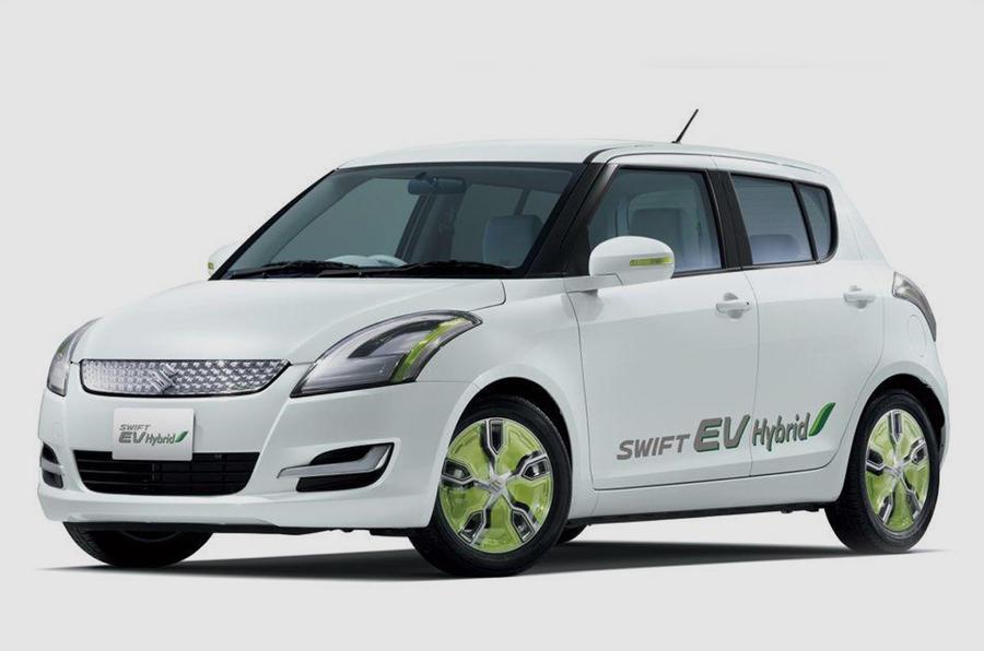 Suzuki's Tokyo concepts revealed