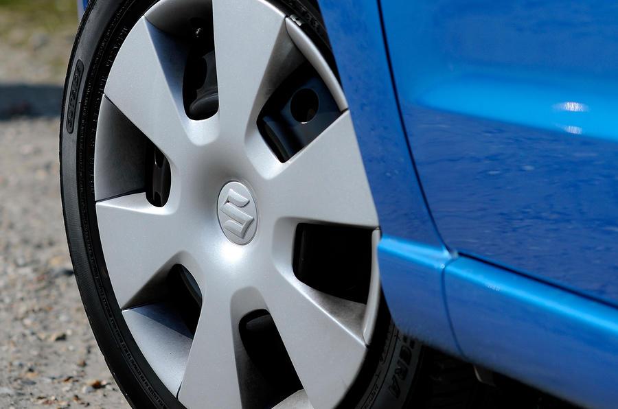 14in Suzuki Alto wheels