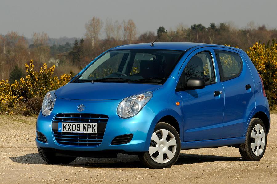 4 star Suzuki Alto