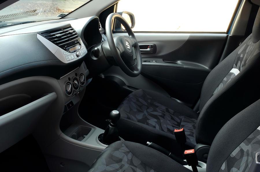 Suzuki Alto Hatchback Road Test