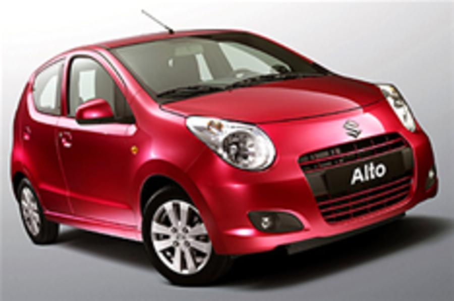 Nissan gets it own Suzuki Alto