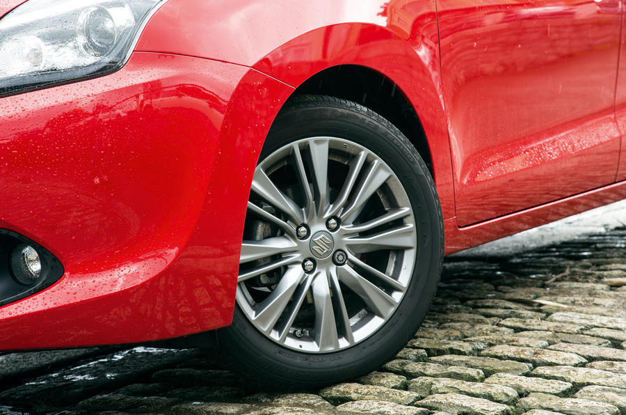 16in Suzuki Baleno alloy wheels