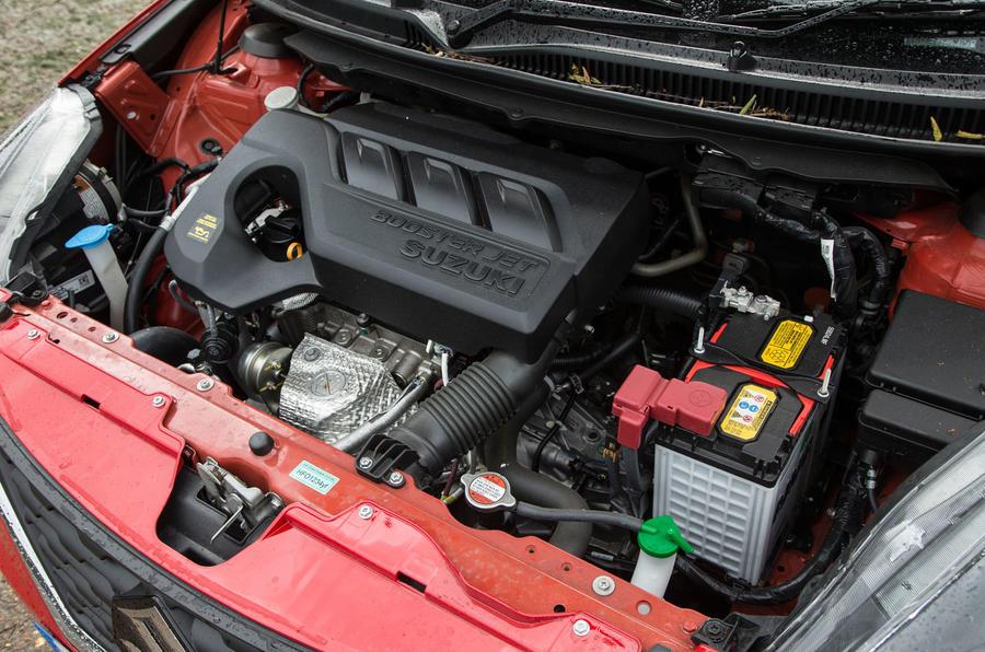 Suzuki baleno engine