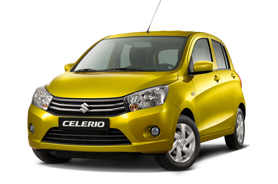 European launch for Suzuki Celerio budget city car