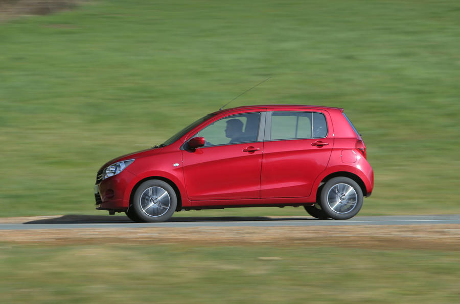 The 67bhp Suzuki Celerio