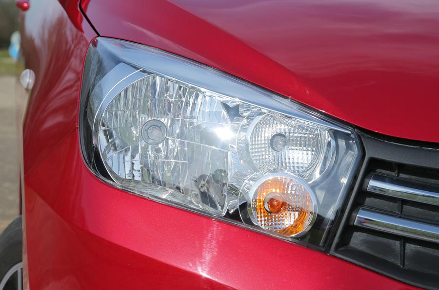 Suzuki Celerio headlight