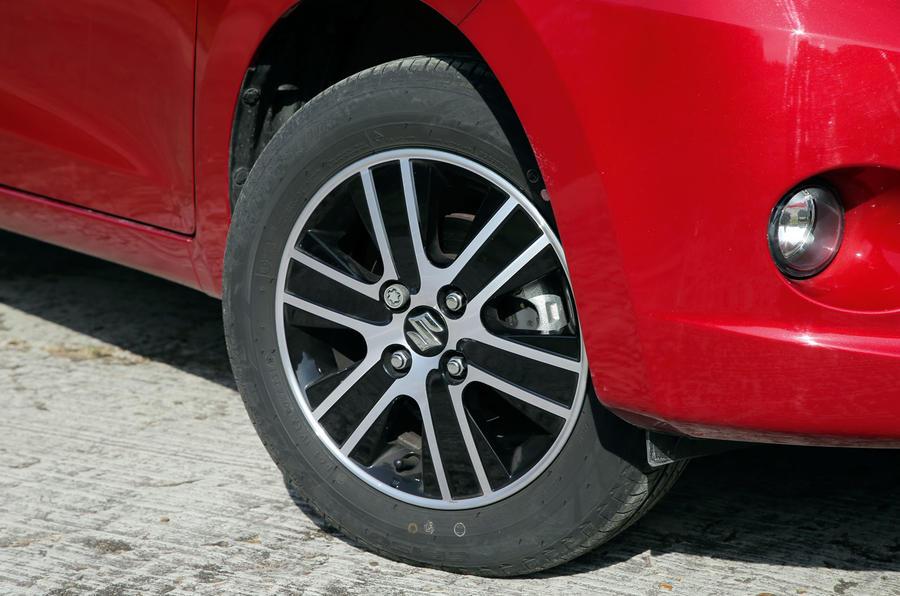 14in Suzuki Celerio alloy wheels