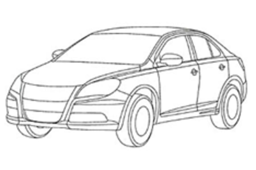 Suzuki Kizashi sketches leaked
