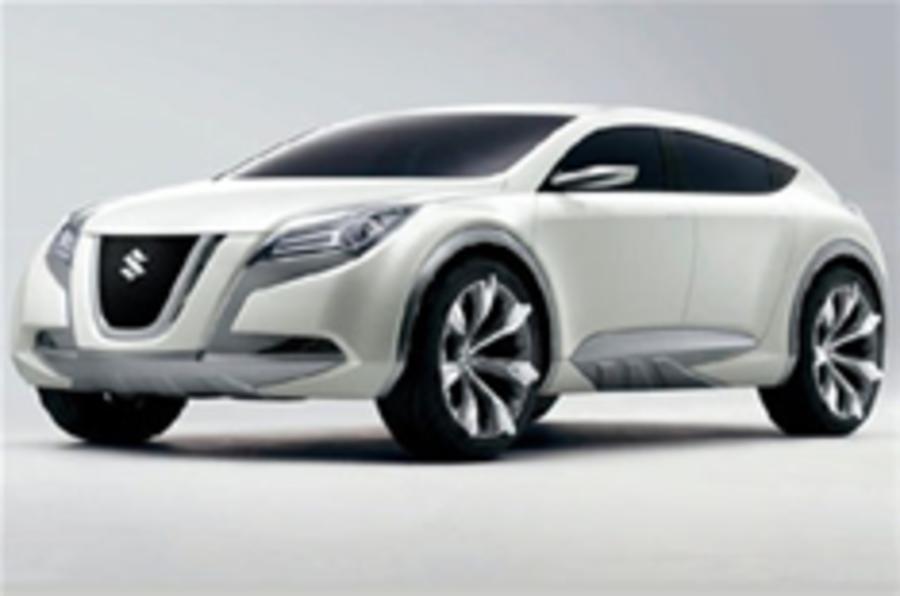 Tokyo show: Suzuki Kizashi 2 concept