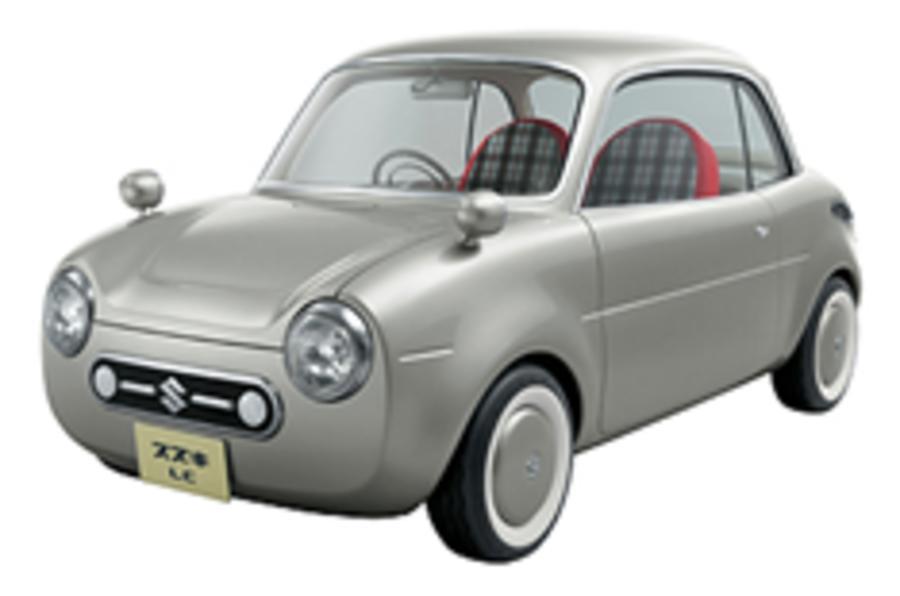 VW/Suzuki microcar tie-up