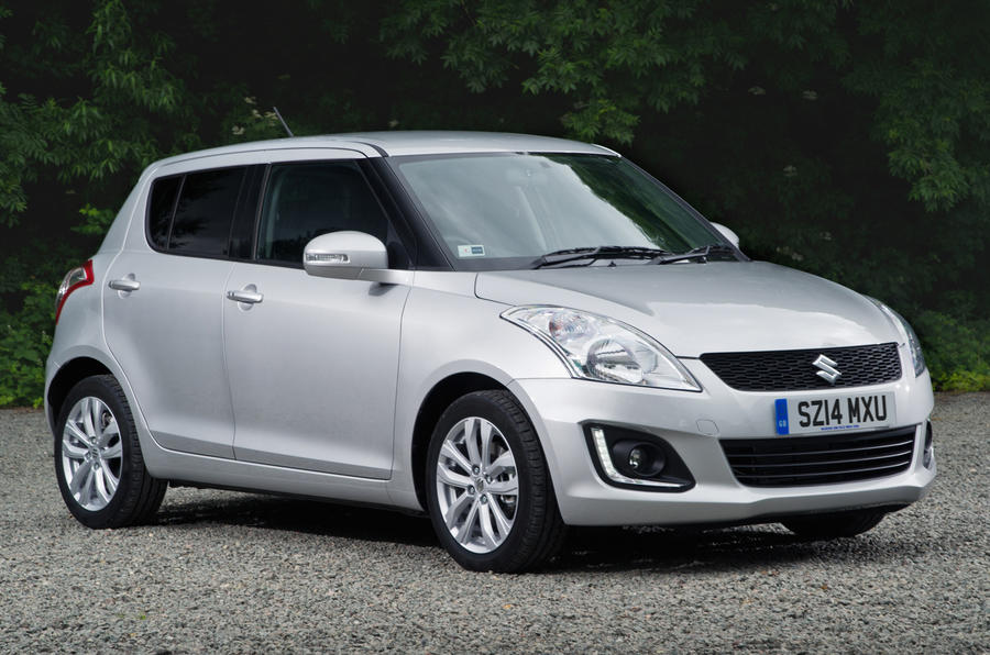 New suzuki swift 2015