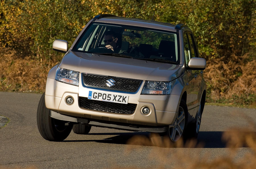 Suzuki gran vitara review