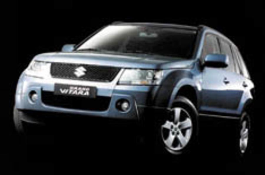 Suzuki's Grander Vitara