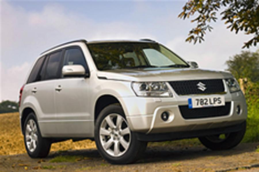 New Suzuki Grand Vitara model