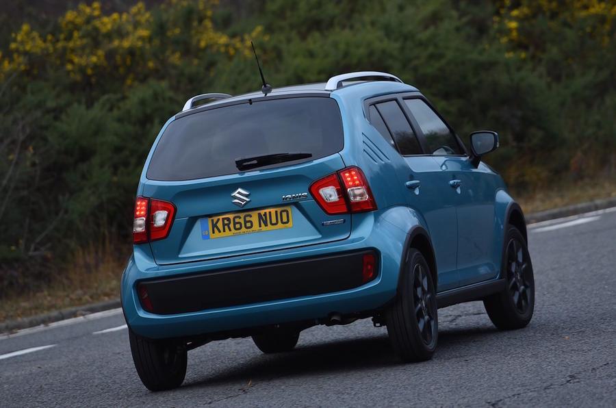 Suzuki Ignis rear