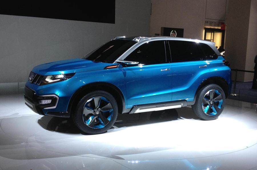 Suzuki iV-4 revealed in Frankfurt