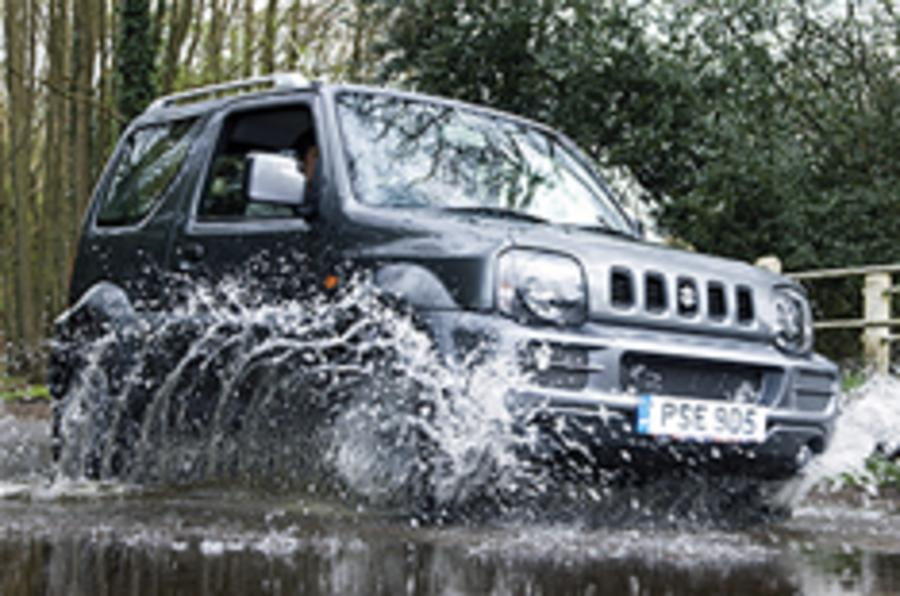Updated Suzuki Jimny launched