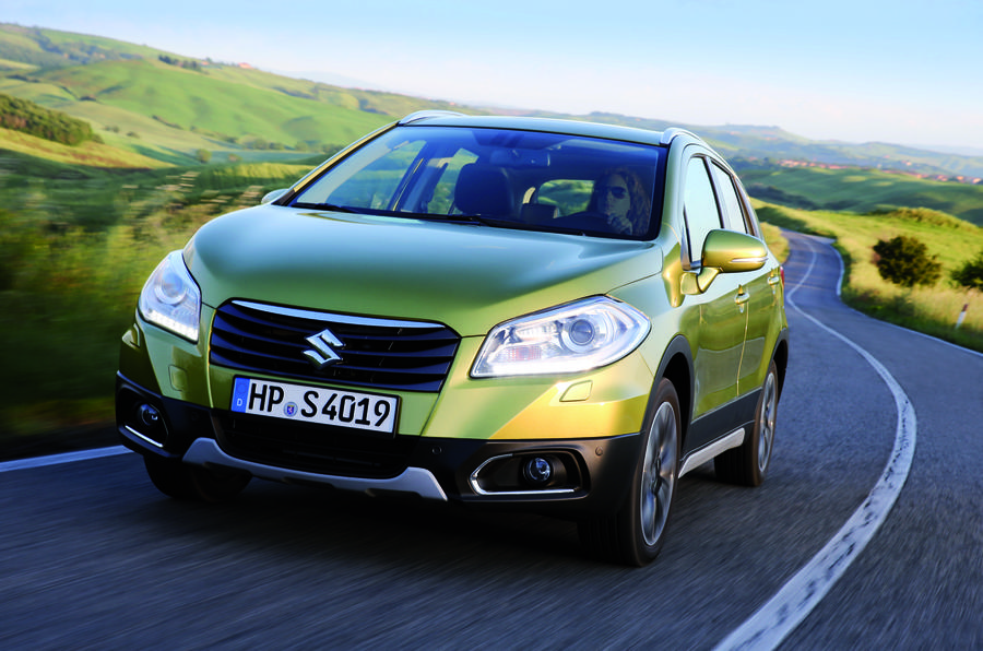Quick news: Suzuki SX4 S-Cross pricing, Hyundai ix35 Fuel Cell trials, UK car an