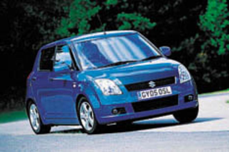Nissan and Suzuki closer together