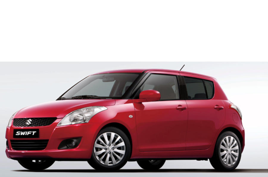 New Suzuki Swift revealed