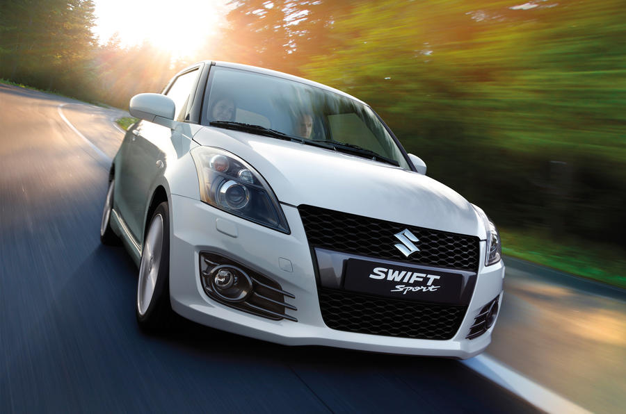 Frankfurt show - Suzuki Swift Sport