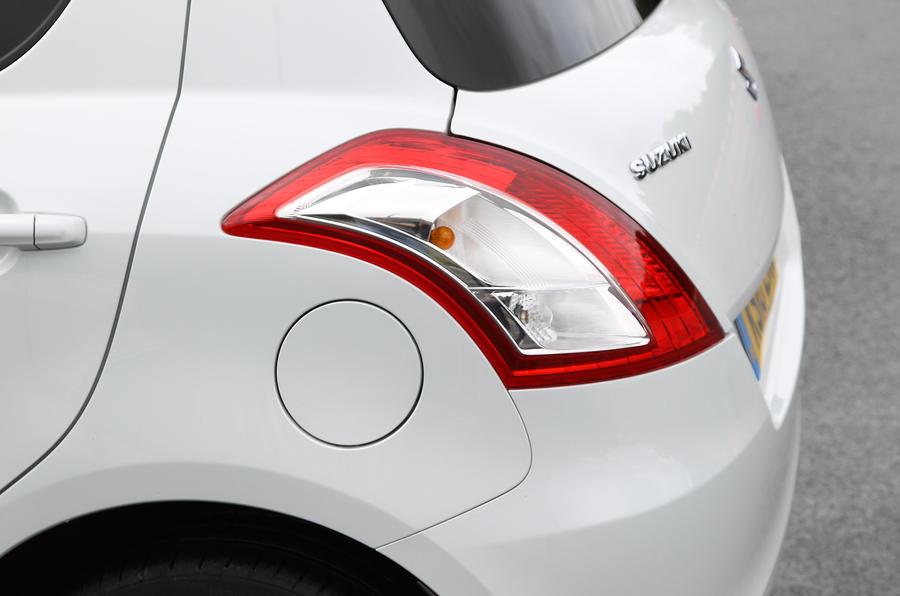 Suzuki Swift rear lights