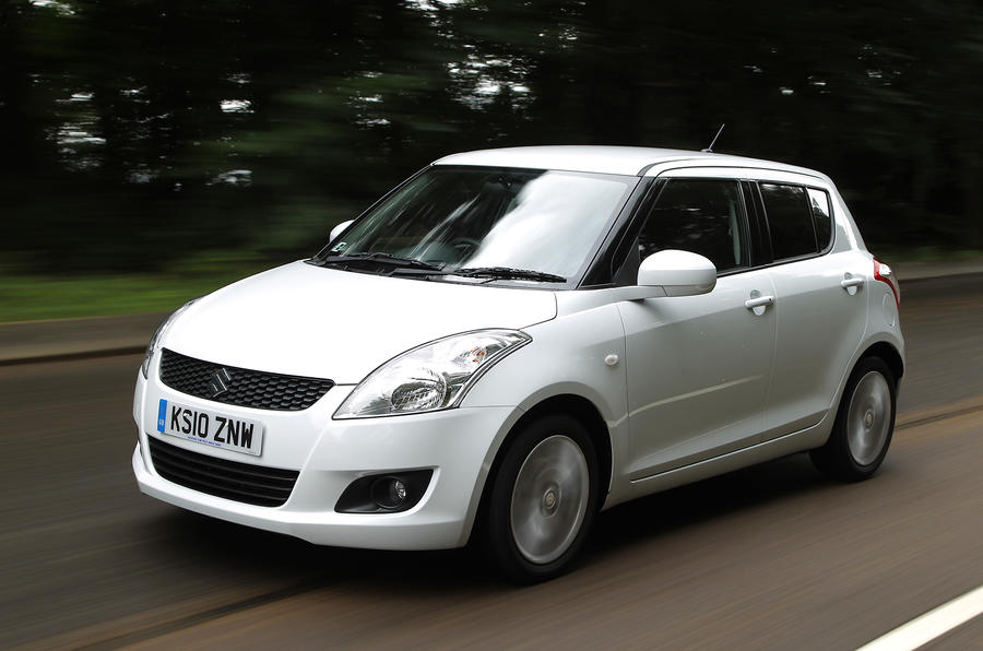 Suzuki Swift 2010 2013 Review 2017 Autocar