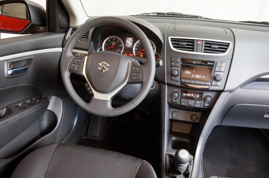 Next Suzuki Swift: new pics