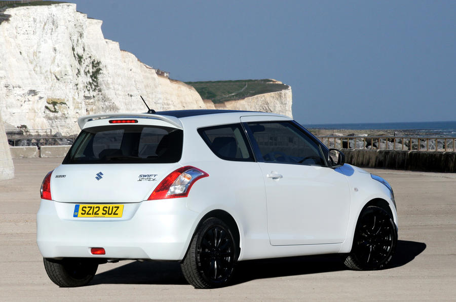 Special Edition Suzuki Swift Launched Autocar