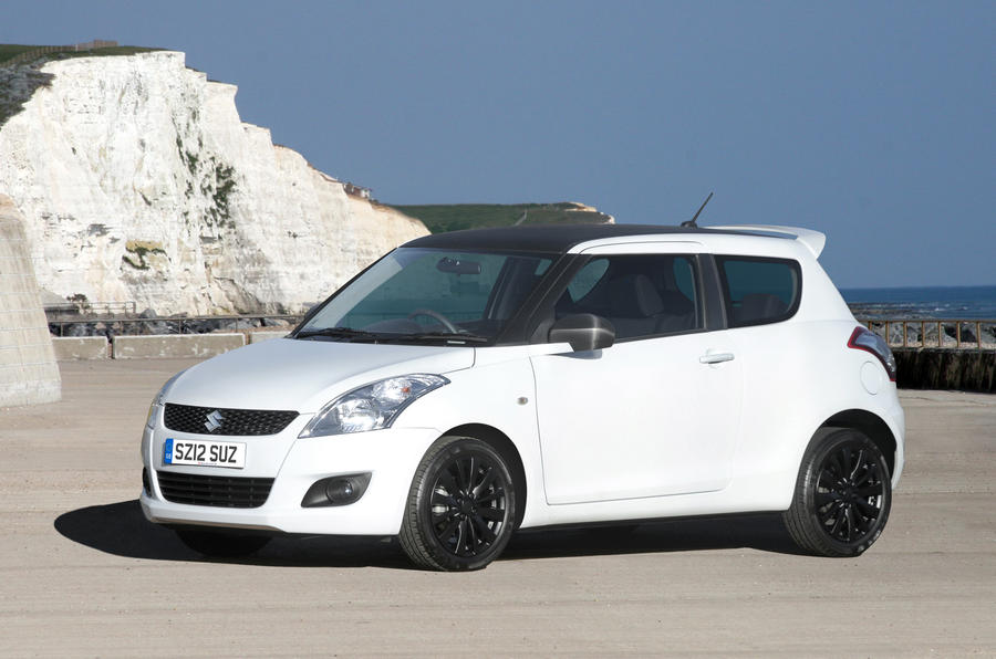 Special edition Suzuki Swift launched