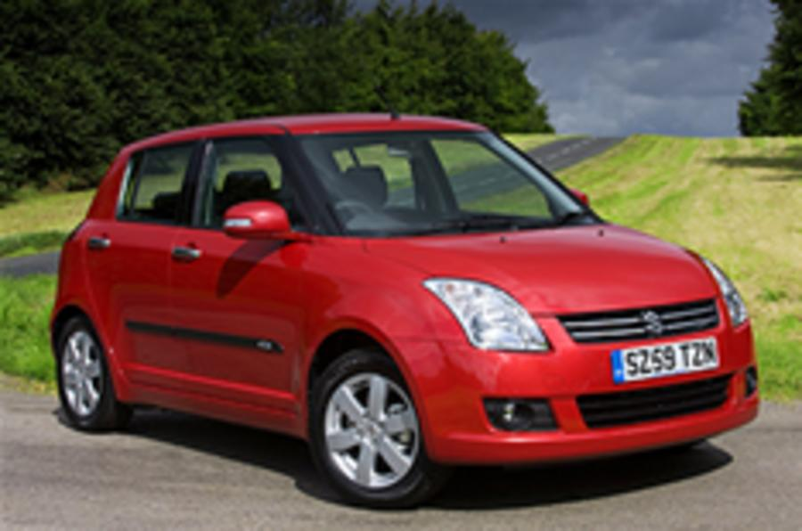 New Suzuki Swift SZ-L