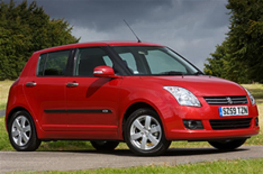 Suzuki Swift range revised