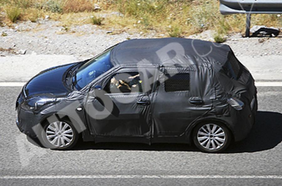New Suzuki Swift this summer