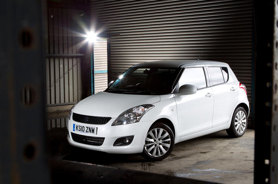 3.5 star Suzuki Swift