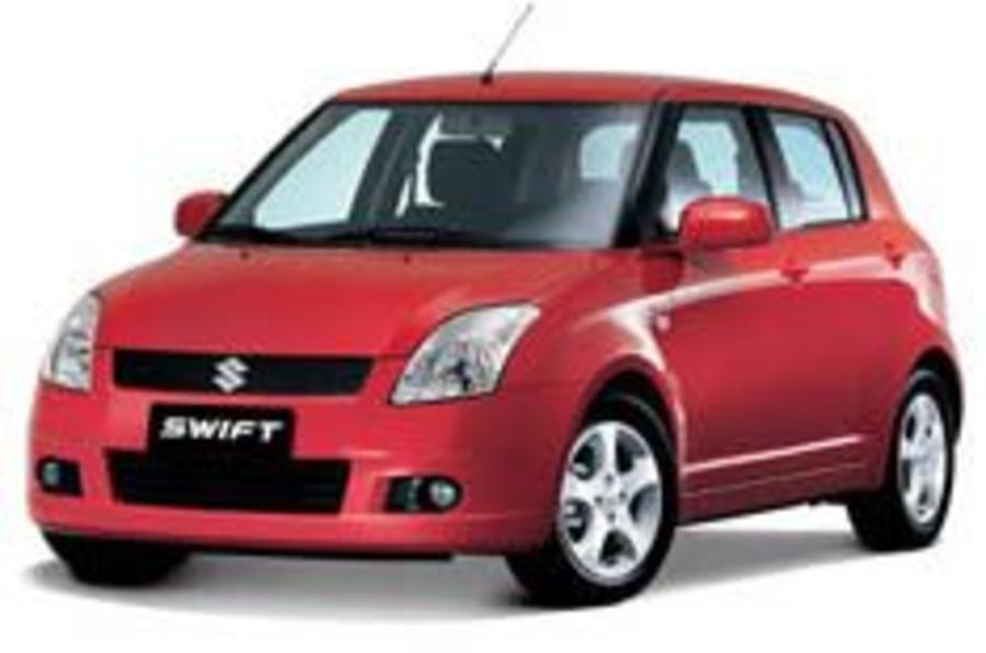 Suzuki sharpens the Swift