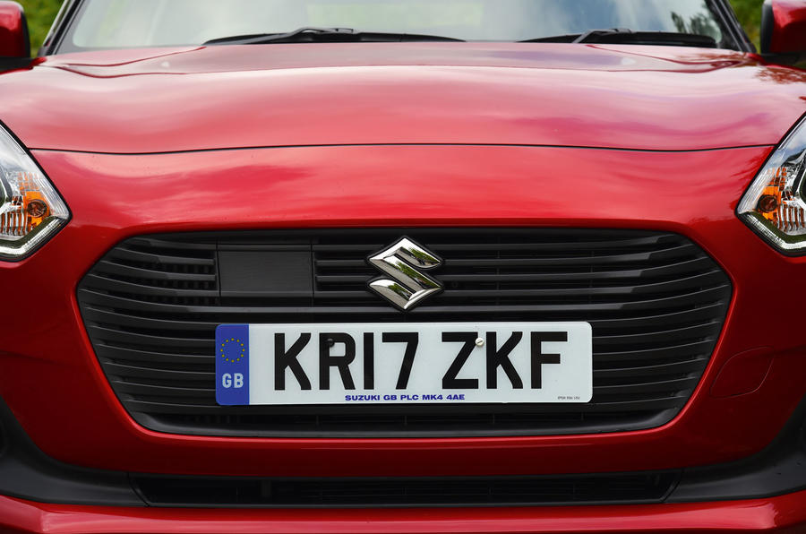 Suzuki Swift front grille