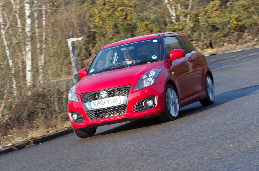 Suzuki Swift Sport ...
