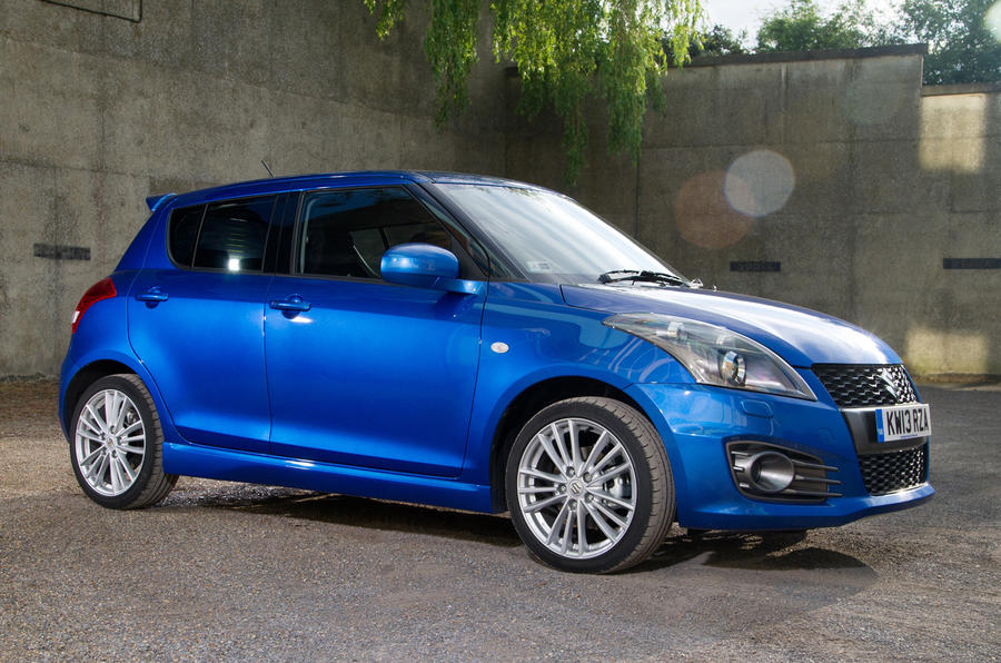 Suzuki bolsters Swift range with 4x4 and five-door Sport