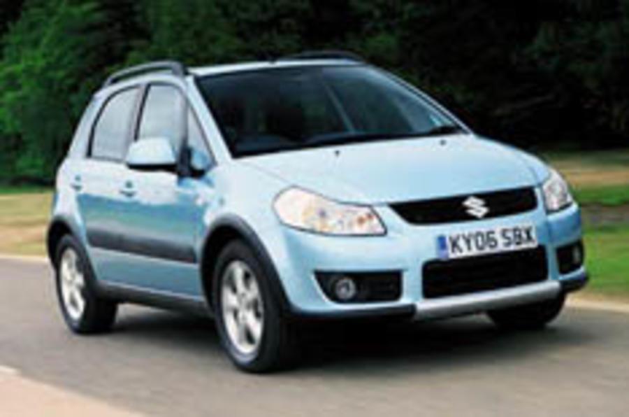 Baby diesel for Suzuki SX4